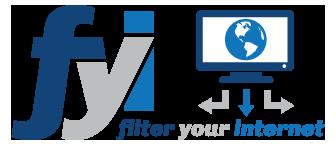 FilterYourInternet.com Logo